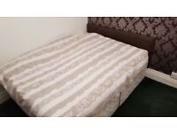 Divan Bed Double with Drawers