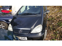 mercedes a140 automatic. 2003. most parts available. price is for one wheel nut