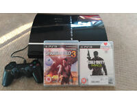 For sAle Playstation 3 --- used --- fat
