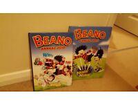 Beano annuals 2010 &2011