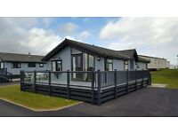 Beautiful Contemporary Lodge - Southerness - SITE FEES INCLUDED UNTIL 2018 - FREE GIFT - £500 OFF !!