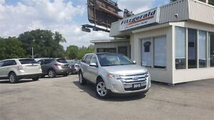 2013 Ford Edge SEL - LEATHER! CAMERA! PANO ROOF!