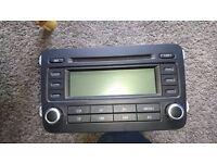 Original volswagen cd player/radio/double din