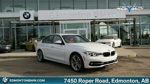 2016 BMW 3 Series 4dr Sdn 328i xDrive AWD SULEV South Africa