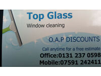 Top glass window cleaning O.A.P Discount