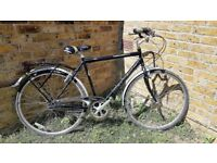 Mens Reflex Downtown Classic Bike