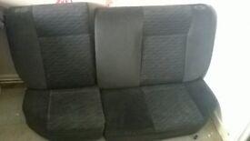 astra mk 3 GSI back seats (phase 2)