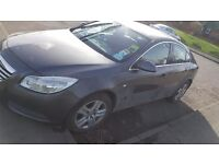 vauxhall insignia. For parts only