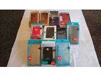 Joblot of phone covers iphone 6 6+
