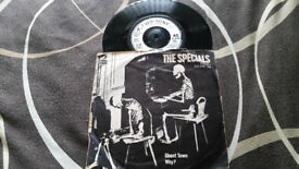 The specials ghost town vintage vinyl record
