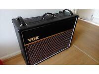 Vox AC30C2 custom series valve amp
