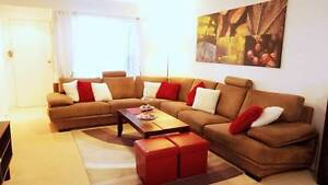 Fully Furnished Apartment 3 bed townhouse for Rent  Great Unit Edens Landing Logan Area Preview