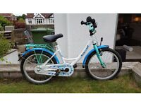 Childs Bike- Vermont - 18 inch wheels £35