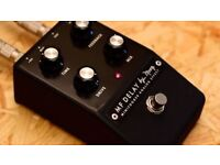 MUST SELL ASAP -Moog Minifooger MF Delay and Trem pedals , boxed Original edition bought at Moogfest