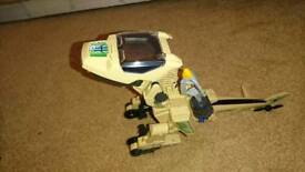 Dinosaur /helicopter toy