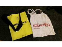 Free carrier bags