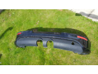 Golf Mk5 R32 Rear Bumper ( lower section only )
