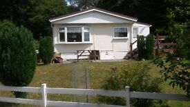 Mobile Home and Park Home ( FREEHOLD )