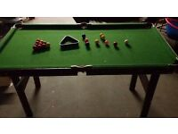5 ft Pool table
