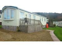 WILLERBY LEVEN 2011 STATIC CARAVAN FOR SALE SOUTH AYRSHIRE