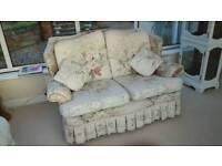 1 sofa & 1 armchair