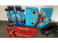 Thomas the Tank Engine Childrens Bed - Dismantled