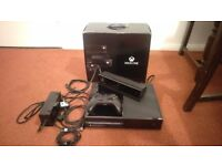 Xbox One, Kinect, One Controller, Two Games!
