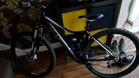 Cube access mountain bike