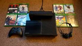 Xbox One + Kinect + Games