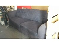FREE Blue 3 Seater Sofa! Pefect for a sunny garden. FREE FREE FREE!!!