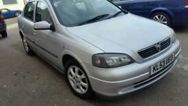 2003 Vauxhall Astra 1.6