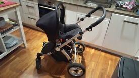 Baby Travel system pram 3in 1