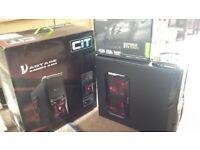 KILLER i5 Quad Core 3rd Gen Gaming PC, 8GB DDR3 RAM, 500GB HD, NEW Geforce GTX 1050Ti 4GB, Win10 Pro