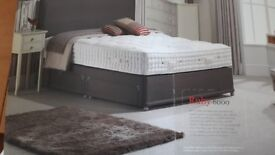 Harrison 6000 Pocket-spring King Size Mattress - Immaculate £395 ono