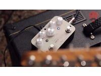 Tim Pierce Overdrive & Poweramp Guitar Pedal