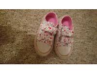 Size 5 baby girl shoes