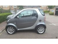2006, SMART FORTWO CITY PASSION COUPE