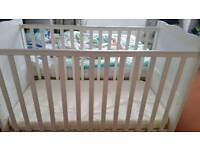 Baby cot need gone