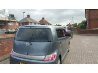 2008 DAIHATSU MATERIA in good condition