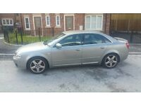 Audi A4 1.9 TDI Sport 4dr New Alternator and Vaccum pump