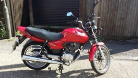 HONDA CG 125 L Plate CBT EXCELLENT CONDITION & READY TO GOOO...