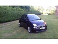 Fiat 500 pop 37000 miles 1.2 service history 1 years MOT 2 owners ....2010