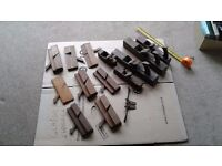 Antique Wood Planes Assorted