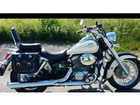 Honda shadow vt750, immaculate condition