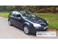 MID MONTH SALE 2006 Volkswagen Golf FSI 1,6 litre 5dr automatic 2 owners