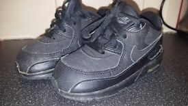 Nike air max children's trainers size 7.5