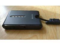 Belkin High Speed USB 2.0 Pocket Hub