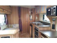 Bailey Pegasus Milan 2, Caravan, 2012 Excellent Condition Rarely Used
