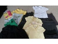 School dress, skirt, polo shirt, St Marks