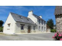 Beautiful French style house in Brittany with furnished guest house (0.5 acre of land)